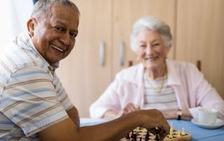 Senior Living Adult Education