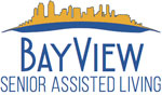 BayView Senior Assisted Living Logo